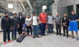 Team of elite javelin throwers arrive in Bhubaneswar Camp for Tokyo Olympics 2021 to commence at Kalinga Stadium