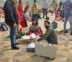 Polling personnel dispatched for conduct of civic body elections