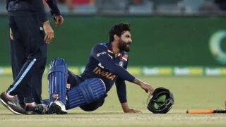 Ravindra Jadeja ruled out, Shardul Thakur added to Team India squad for T20I series against Australia